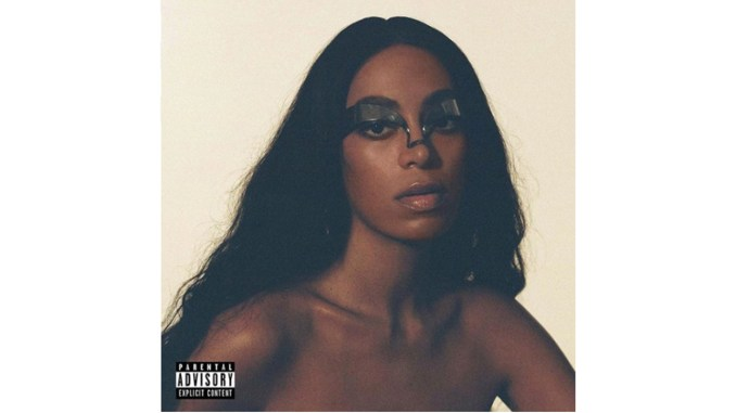 "Artwork for ""When I Get Home"" by Solange (Photo source: Instagram – @saintrecords)"