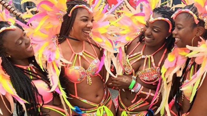 Atlanta Caribbean Carnival is one of many spring festivals in the city. (Photo credit: Anisa Biggs/ Stampeddiary.com)