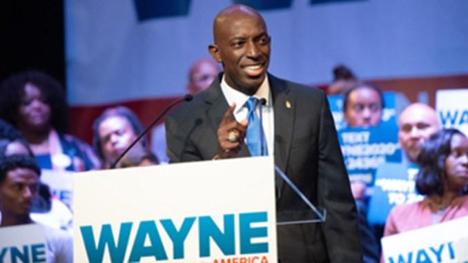 Mayor Wayne Messam