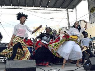 The Freret Street Festival (Photo by: Kichea S. Burt)