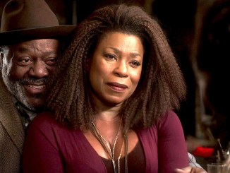 """Lorraine Toussant (right) and Frankie Faison star in NBC's """"Brooklyn."""" Toussaint is proud to bring this type of relationship to television – one with older black people loving each other and their neighbors unconditionally. Playing Patricia gives her an opportunity to show the complexity of black women. (Photo: NBC)"""