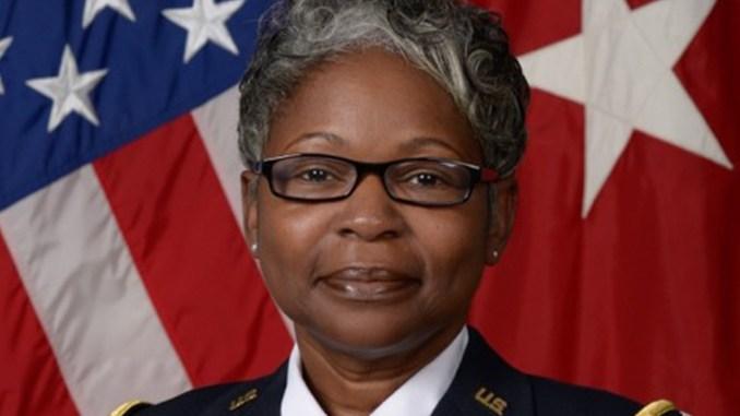 Brig. Gen. Twanda Young