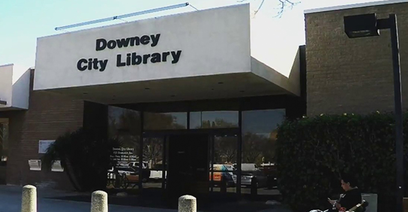 Downey again rejects library renovation bids