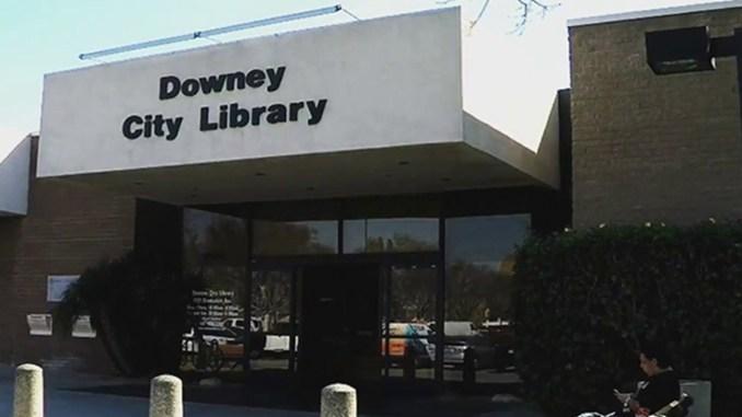 Downey City Library (Photo by: wavenewspapers.com)