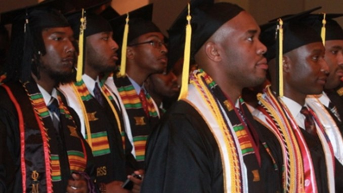 Morehouse College's 133rd commencement (Photo credit: Sistarazzi for Steed Media Service)