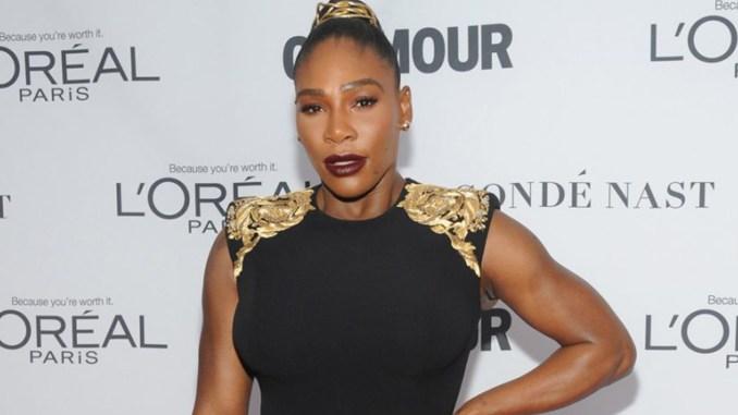 Serena Williams (Photo Credit: Jackie Brown Splash News)