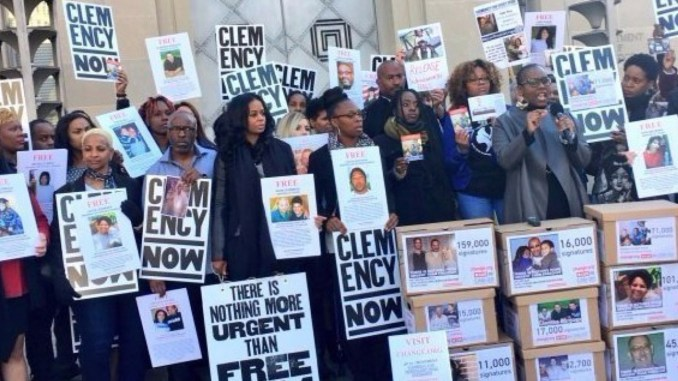 """People set to die in prison are now free. Our clients weren't even on this selective list the Sentencing Commission sent out or on federal defenders' radars. In fact, we have copies of letters federal defenders sent some of our clients telling them they weren't even eligible for relief under the First Step Act – but we got them free. Our work in 90 days is historic. We picked some up from prison. We gave re-entry stipends. We continue to support them upon release."" Said Anne Branigin. (Photo: The Decarceration Collective)"