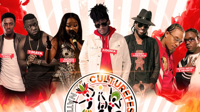 In addition to music and spirited events, the Culturefest arena also plans to lend its stage to highlight and support many important causes including the New Hope Horizon Foundation and the Lupus Foundation/Color Me Happy Fund.