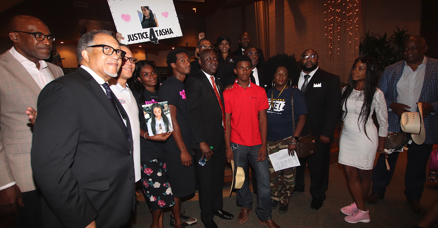 Attorney and activist Ben Crump, Broward/Fort Lauderdale NAACP president Marsha Ellison, National Newspaper Publishers Association (NNPA) President and CEO Dr. Benjamin F. Chavis, Jr., Westside Gazette Publisher Bobby Henry and the late Trayvon Martin's Mother Sybrina Fulton, were among the many to participate in the march.