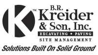 BR Kreider logo
