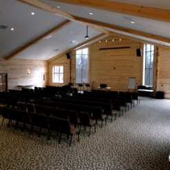 Oakwood Chapel (click here for room layout & options)