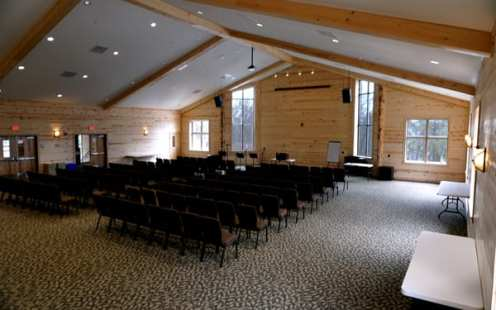 Commissioning Service for Summer Camp Staff