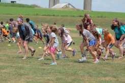 Summer Camp Ballfield
