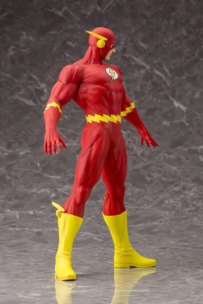 the flash statue 1 6 artfx dc comics