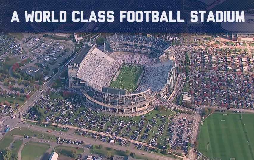 Penn State University – Sports Demo
