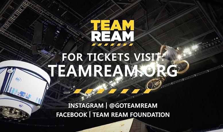 Team Ream 30sec Promo