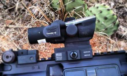 Trijicon TA-44SG-10 Review