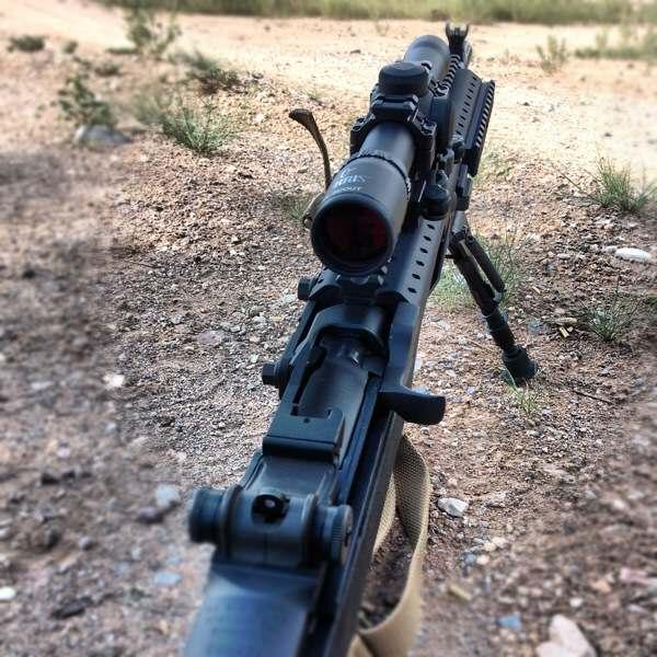 Springfield Armory M14 SOCOM II Photo Review