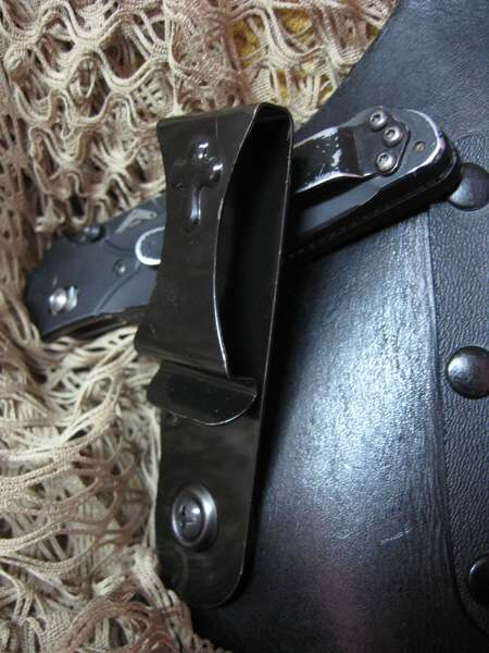 Crossbreed Belt Clip