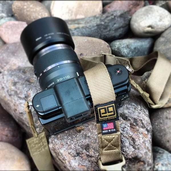 Tactical Camera Strap