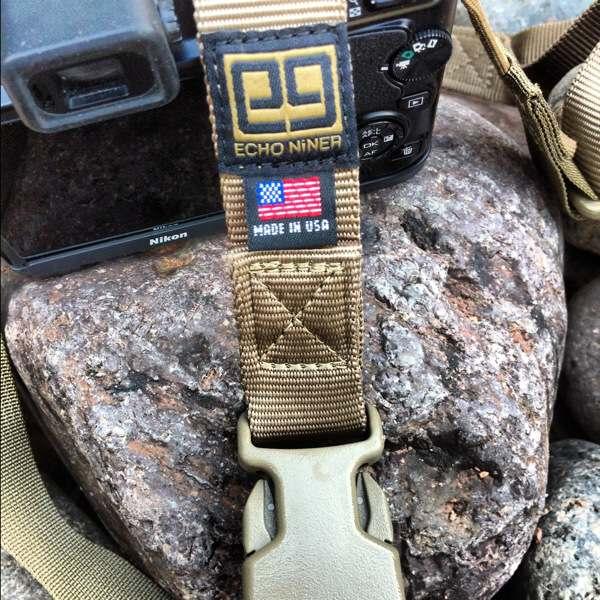Tactical DSLR Camera Strap