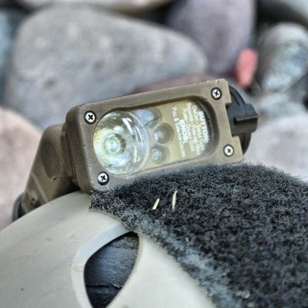 IR Tactical Light