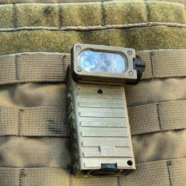 Molle IR Light