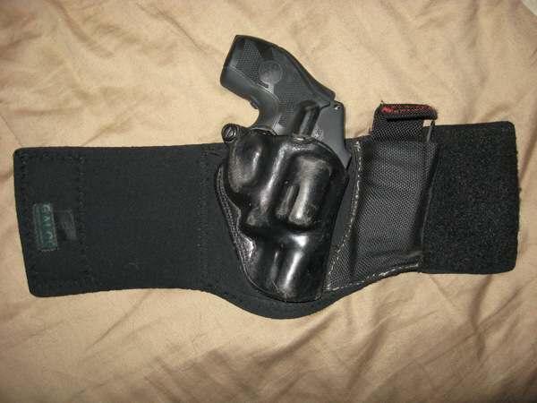 Galco Ankle Glove Holster Review - BlackSheepWarrior Com