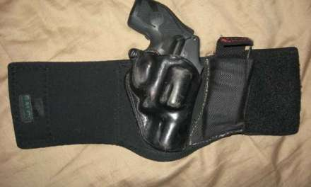 Galco Ankle Glove Holster Review