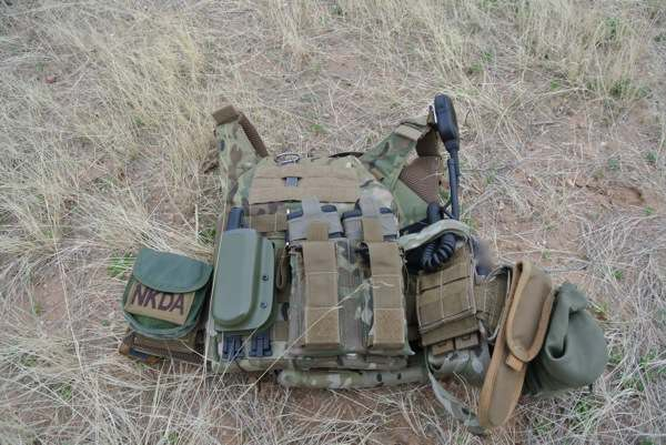 Fight Light Plate Carrier