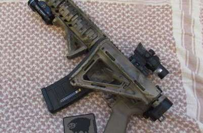 LAW TACTICAL GEN 2 AR FOLDING ADAPTER – REVIEW