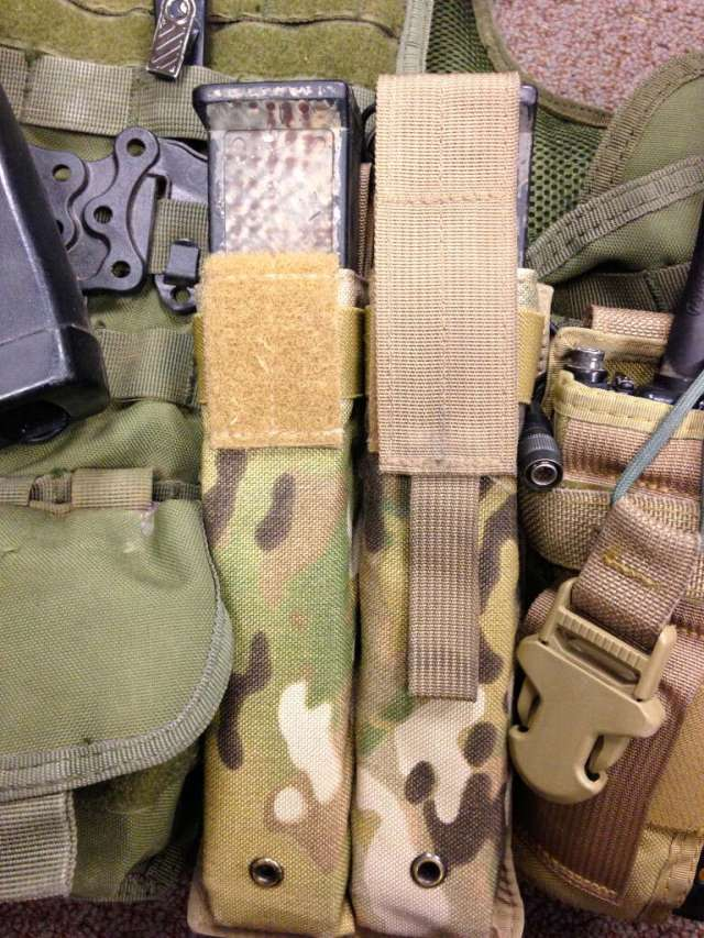 Tactical Tailor UMP / P90 /PS 90 Double Mag Pouch Review