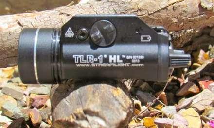 Streamlight TLR1 HL (High Lumen) Review
