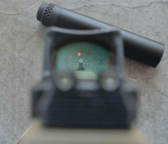 FNP-45 And GEMTECH Blackside .45 Suppressor