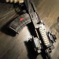 Mini-Draco AK-47 Pistol Review