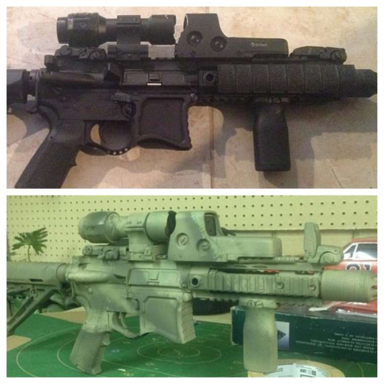 Supressed Tactical Solutions SBR