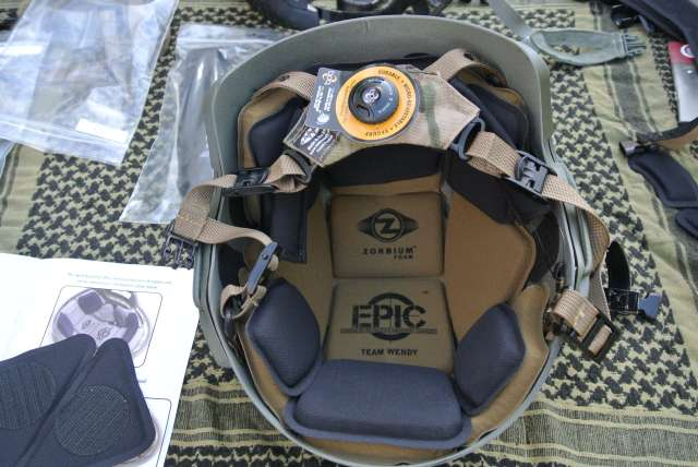 Team Wendy CAM-FIT Retention System and EPIC/EPIC Air Helmet Liner Review