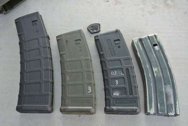 Magpul PMAG 40 and 30 review