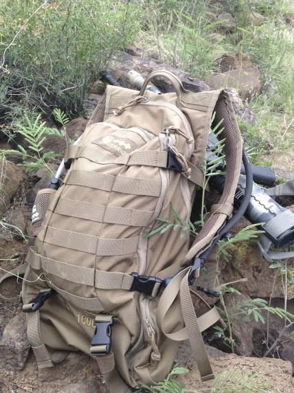 Geigerrig Tactical 1600