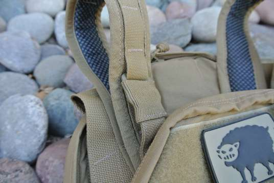 Raine Inc. BLACK Plate Carrier Review