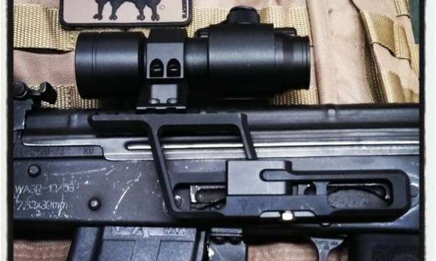 Royally Screwed Regulate AK-300 Series Optic Mount Review