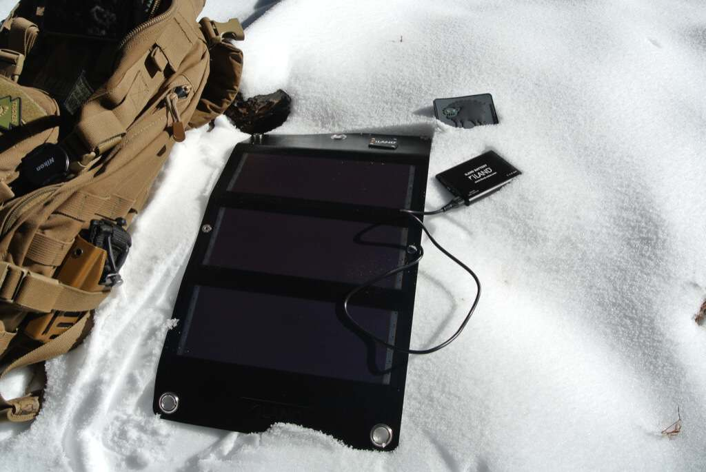 iFly Solar USB Panel Review4