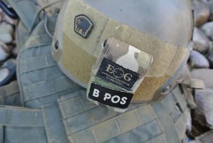EOG Little Big Man on a OpsCore Helmet. Photo Credit: Blacksheepwarrior.com