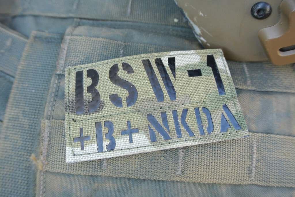 Practical Tactical Firearms IR ID Tag. Photo Credit: Blacksheepwarrior.com