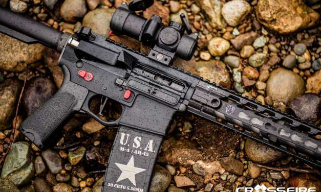 USA Star PMAG – Crossfire Photography