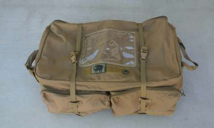 London Bridge Trading Co. Medium Wheeled Load-Out Bag Review