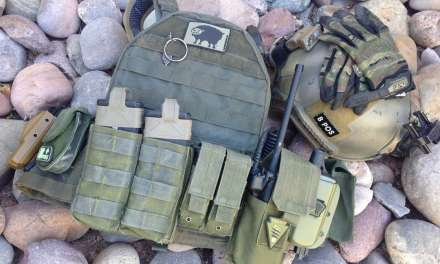 Raine BLACK Plate Carrier Review