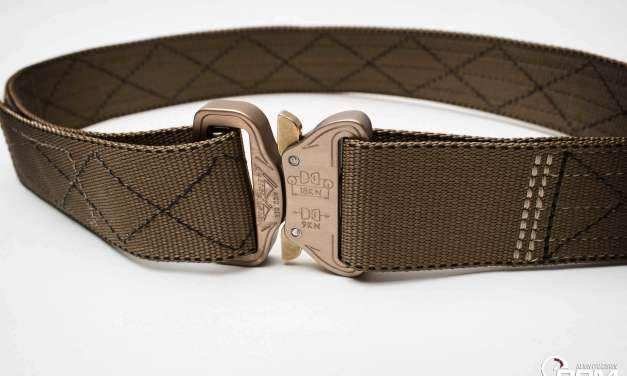 Snake Eater Tactical Diamond Riggers Belt Review