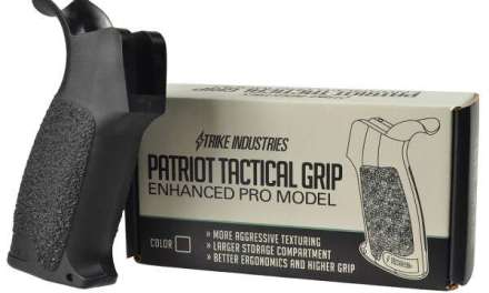 Strike Industries Patriot Tactical Grip Review