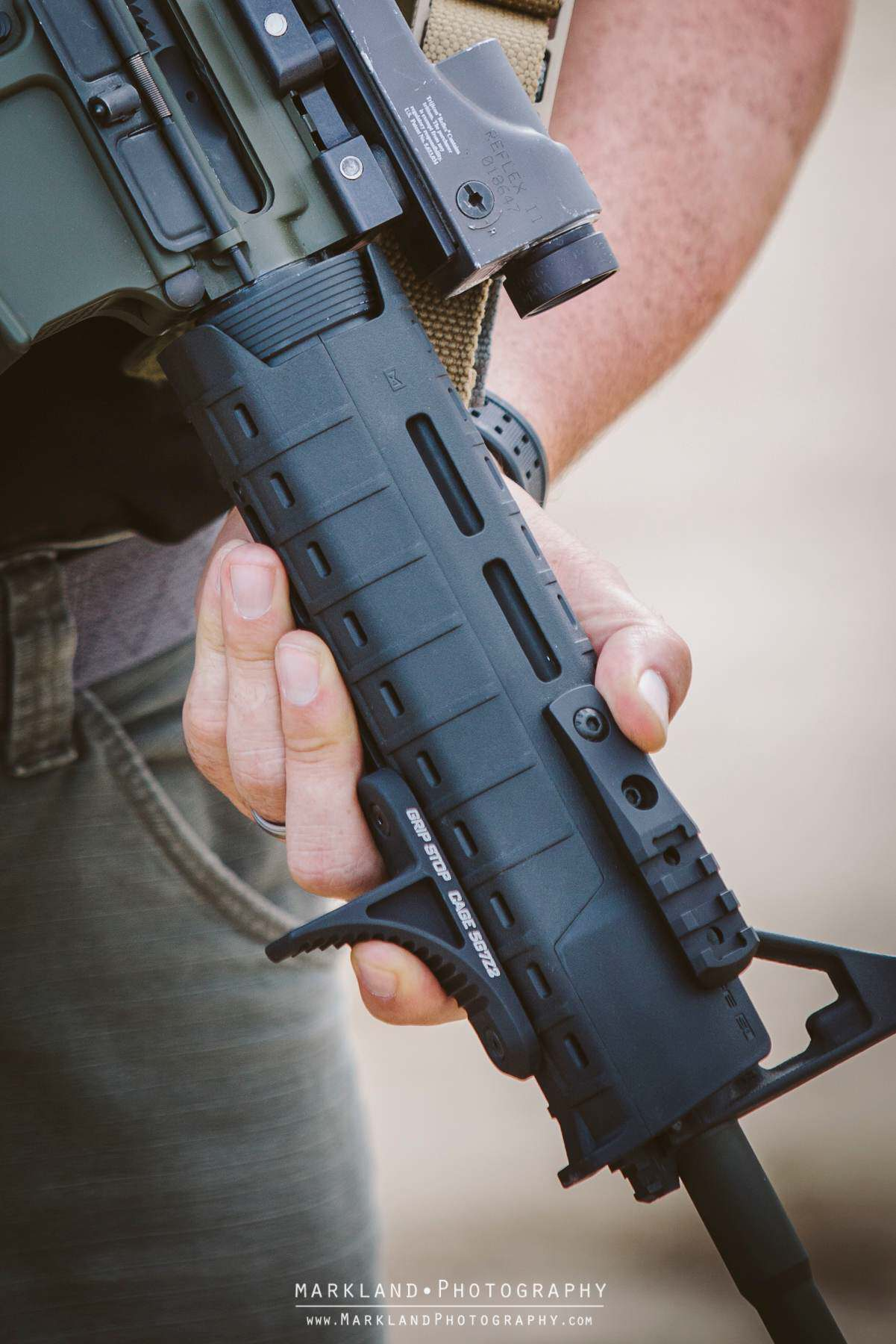 Hand Guard review
